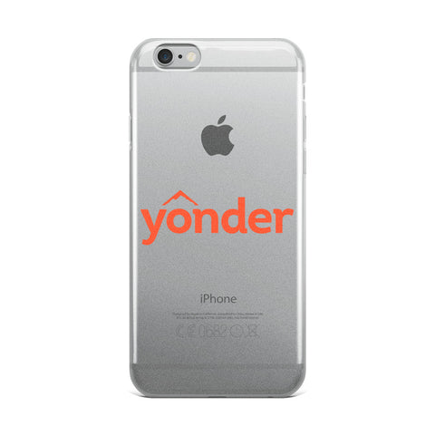 Yonder iPhone 5/5s/Se, 6/6s, 6/6s Plus Case