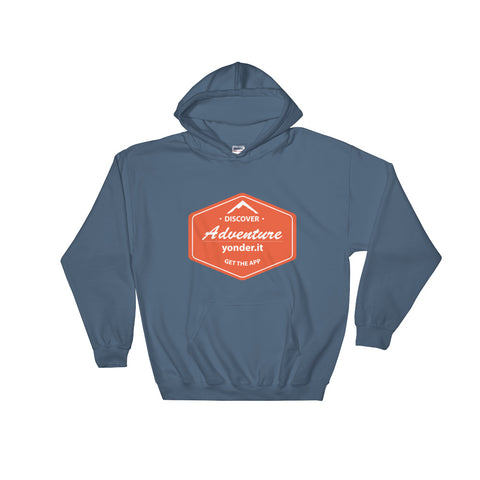 Yonder Discover Adventure Hooded Sweatshirt