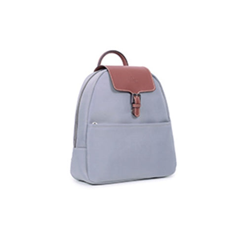171246 - Mini Nylon and Leather Backpack