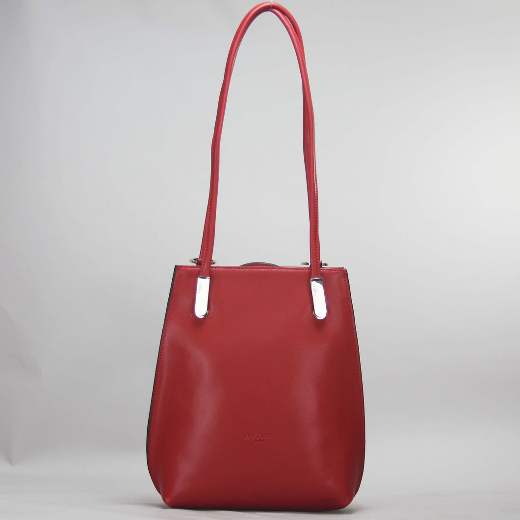 432831 - Convertible Backpack in Red