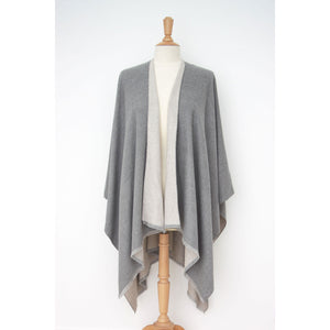 Emma Cape: Off-White/Grey