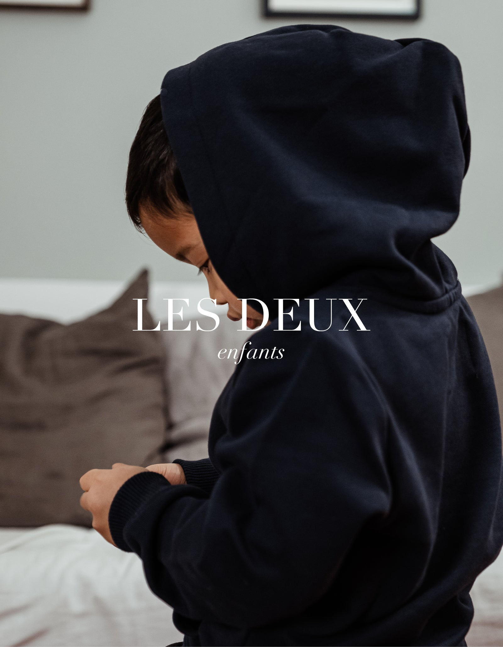 Les Deux Kids - Just Like Dad