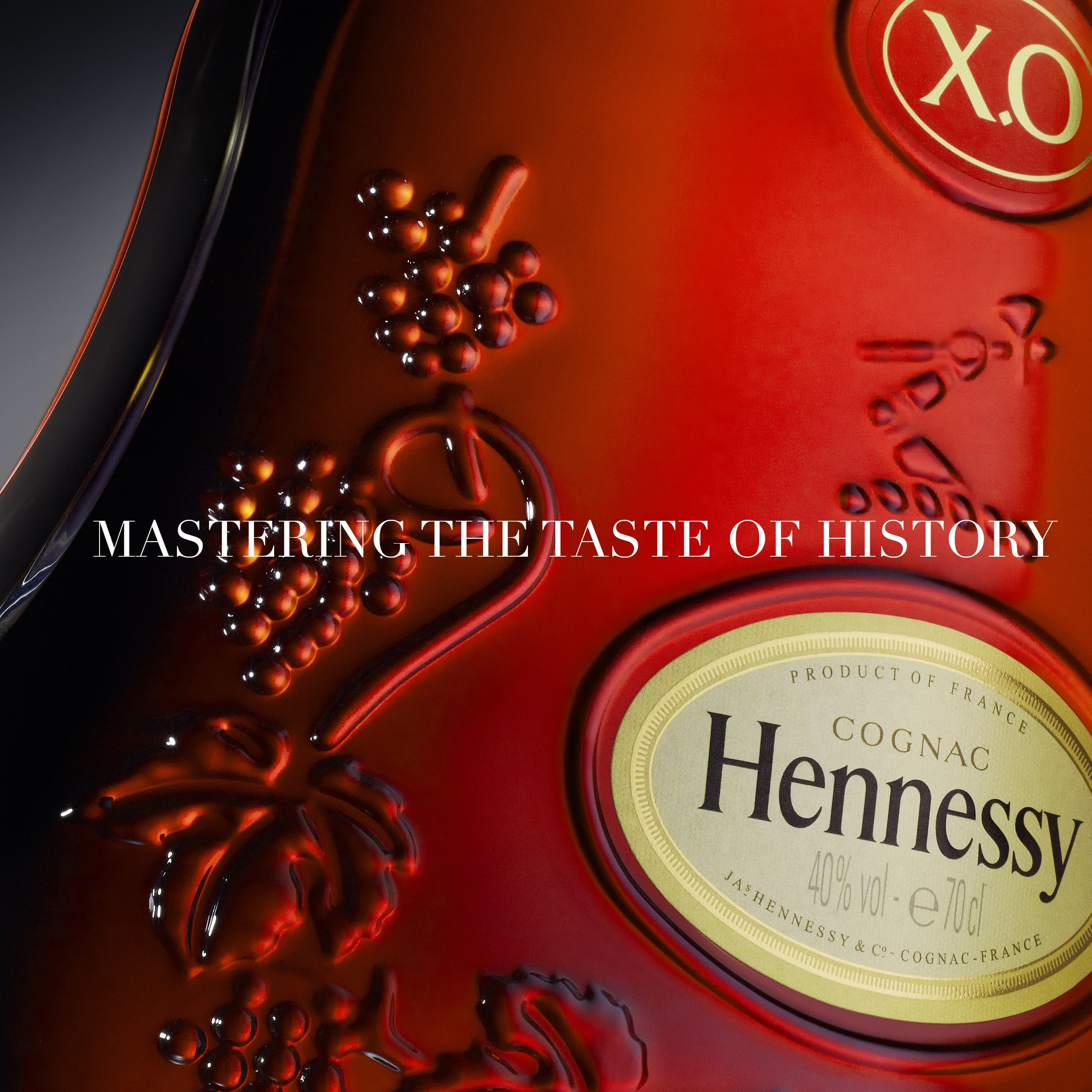Mastering the taste of history