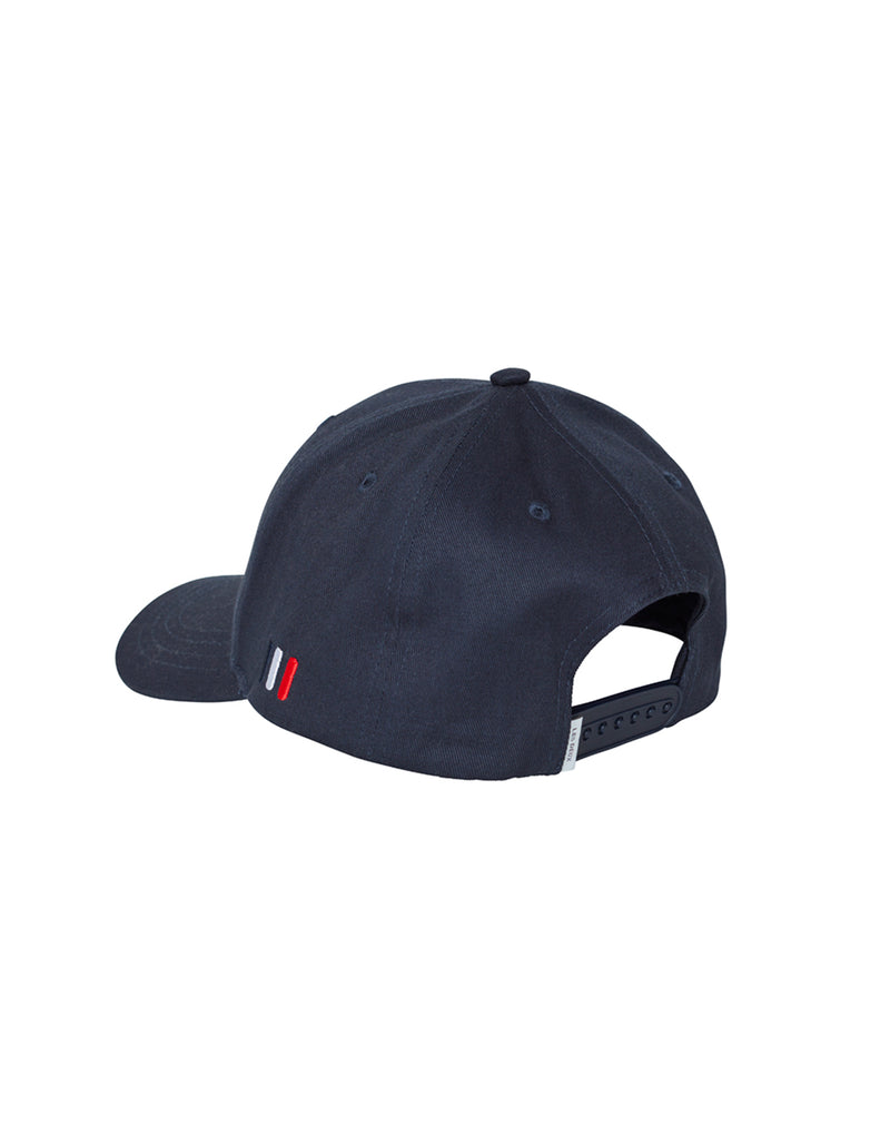 Les Deux MEN Encore Organic Baseball Cap Cap 460435-Dark Navy/Dust Blue