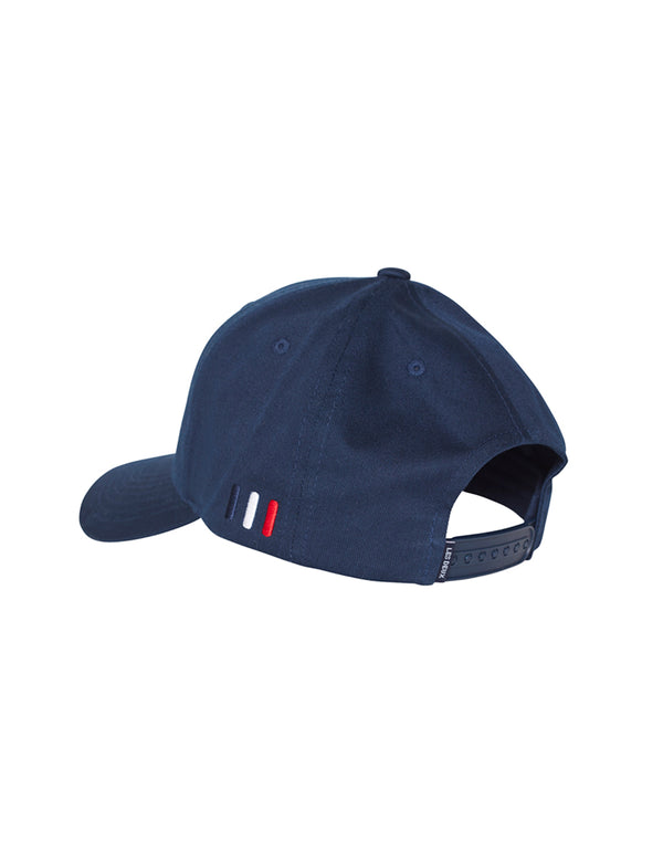 Les Deux MEN Encore Baseball Cap Cap 460241-Dark Navy/Off White