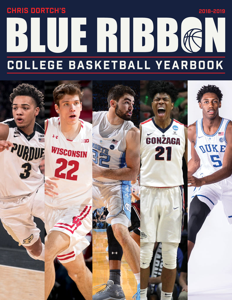 Blue Ribbon College Basketball Yearbook Releases Preseason Top 25