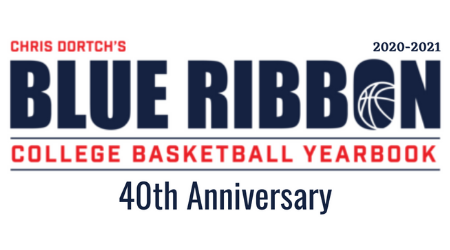 Blue Ribbon College Basketball Yearbook