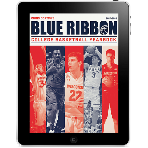 2017 to 2018 Basketball Yearbook Digital Download