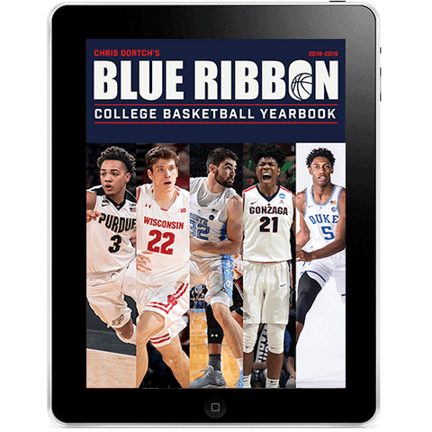 2018 to 2019 Basketball Yearbook Digital Download