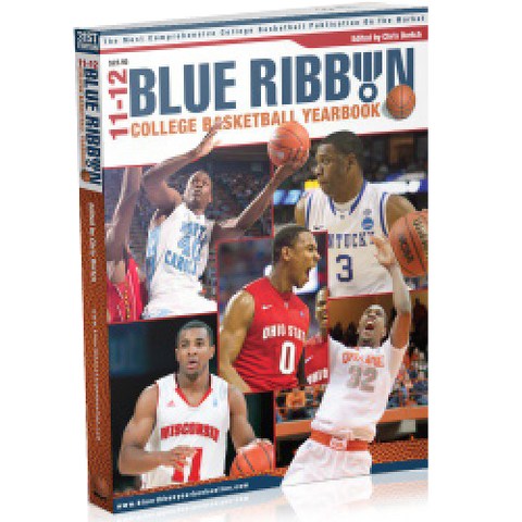 2011 to 2012 Basketball Yearbook Perfect Bound
