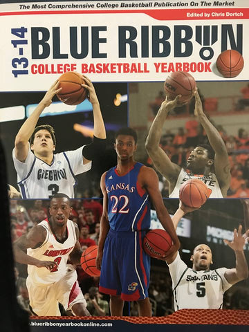 2013 to 2014 Basketball Yearbook Perfect Bound