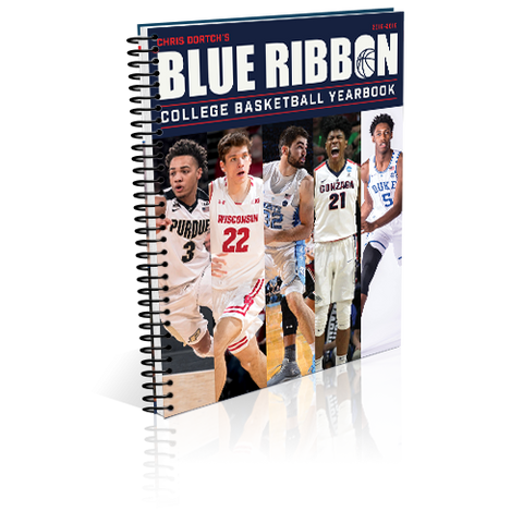 2018 to 2019 Basketball Yearbook Spiral Bound