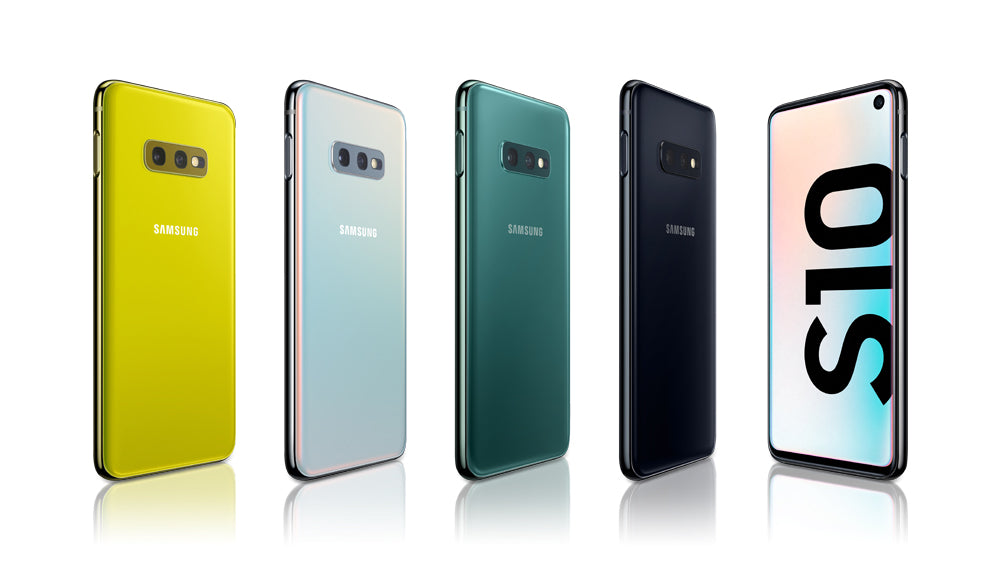 Samsung Galaxy S10 series