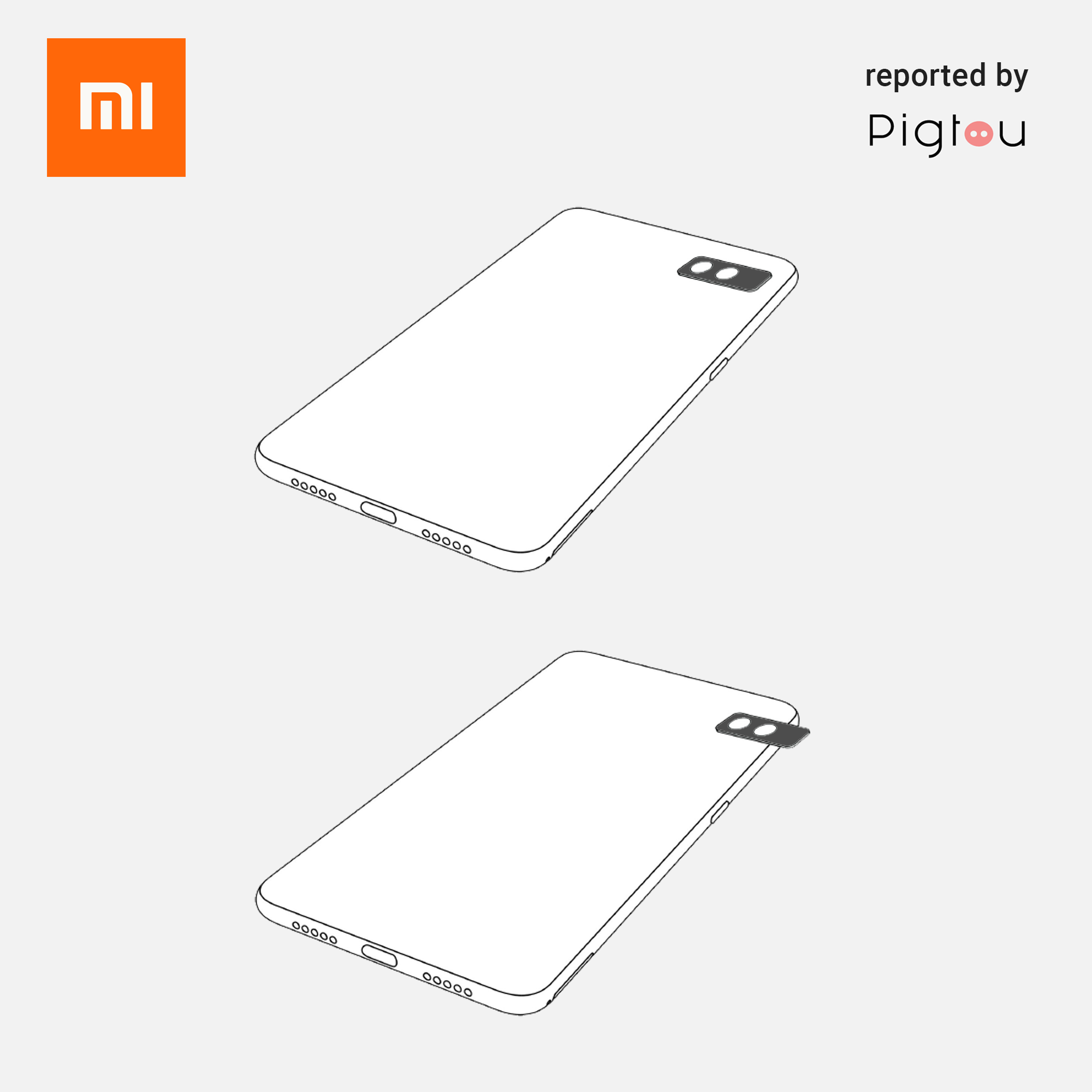 Xiaomi with thin sliding camera module - 2