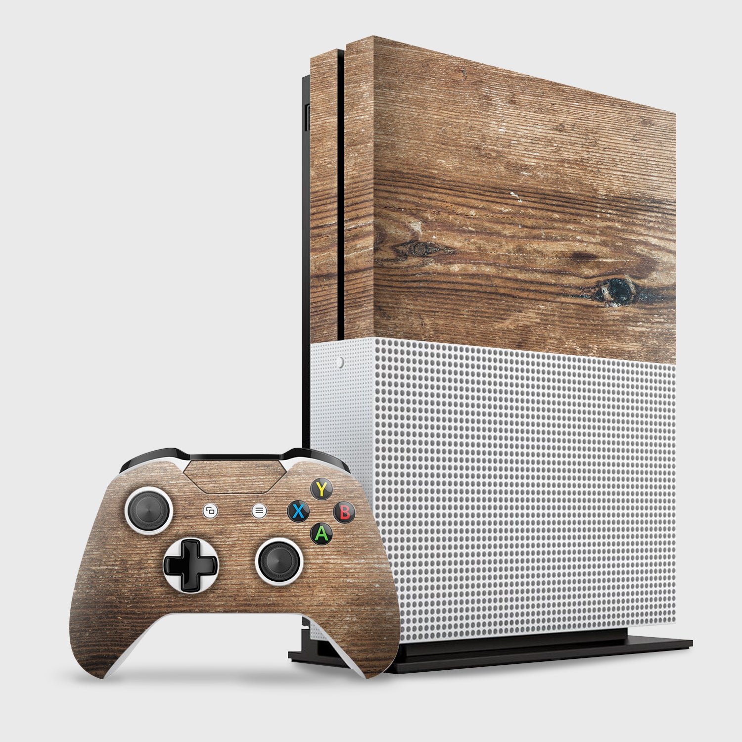 PINE WOOD Xbox one s skins | Pigtou