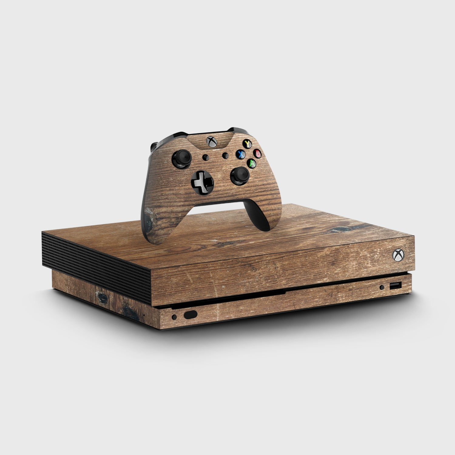 PINE WOOD Xbox one x skins | Pigtou