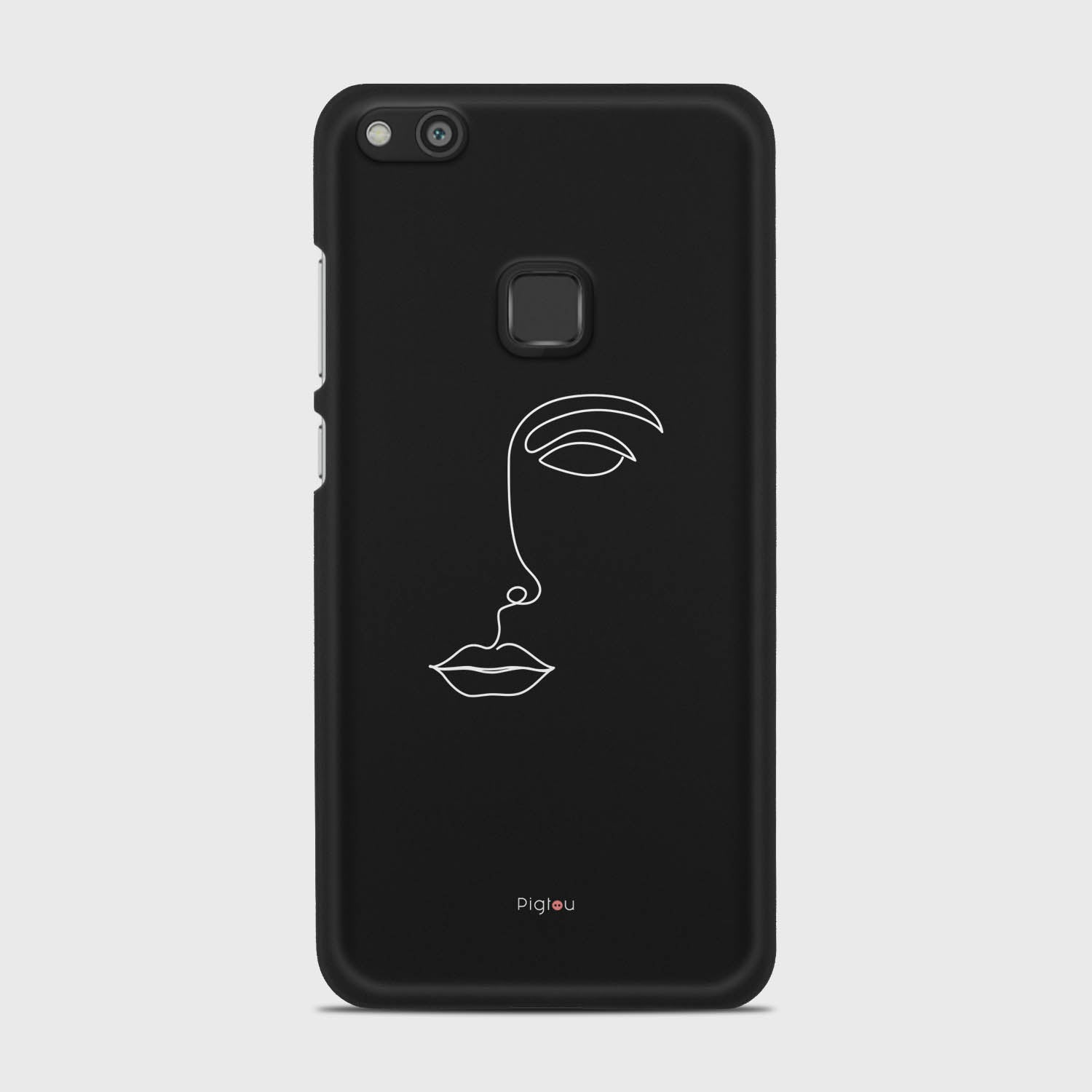 SILHOUETTE FACE Huawei P10 Lite cases | Pigtou