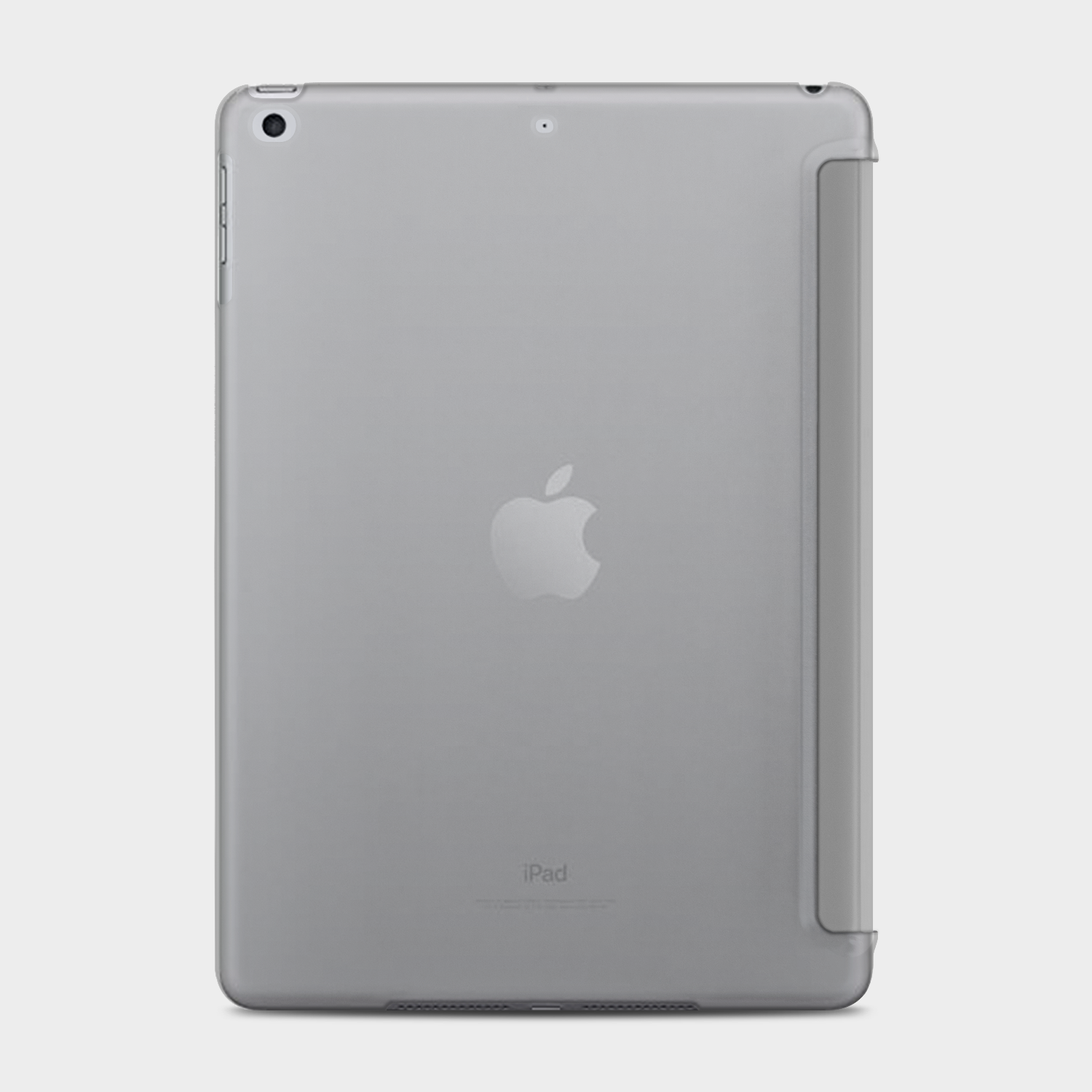 Apple iPad Mini 2 case clear back | Pigtou