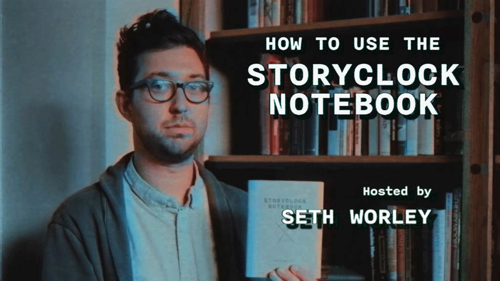 How to Use the Storyclock Notebook