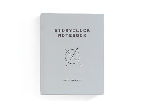 Storyclock Notebook