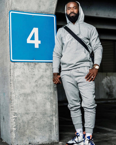 Veros Signature Sweatsuit Grey