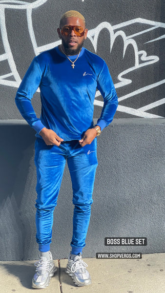 Nipsey Blue long sleeve