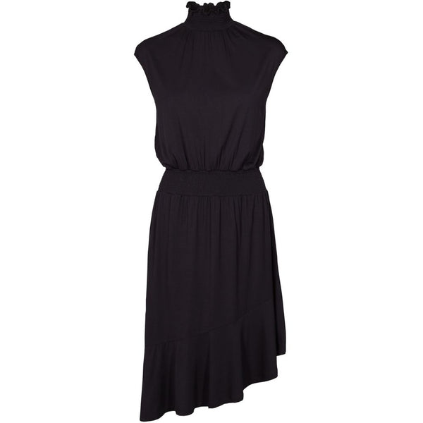 lulu's drawer Alice flounce dress Dress Black