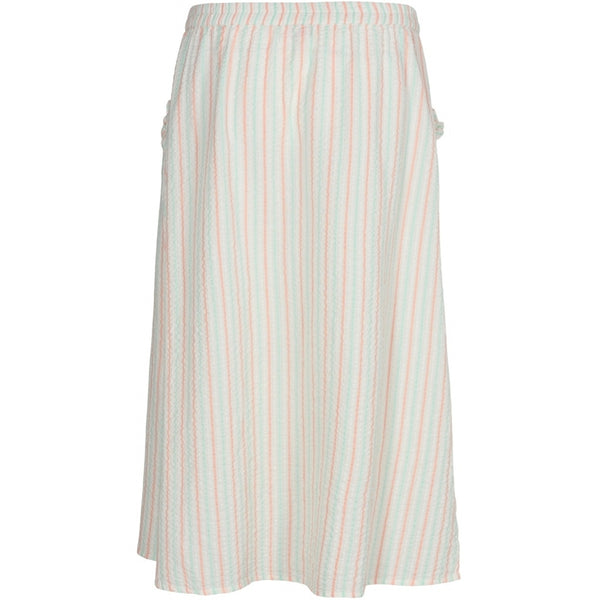 lulu's drawer Ivy skirt Loungewear Multi color stripe