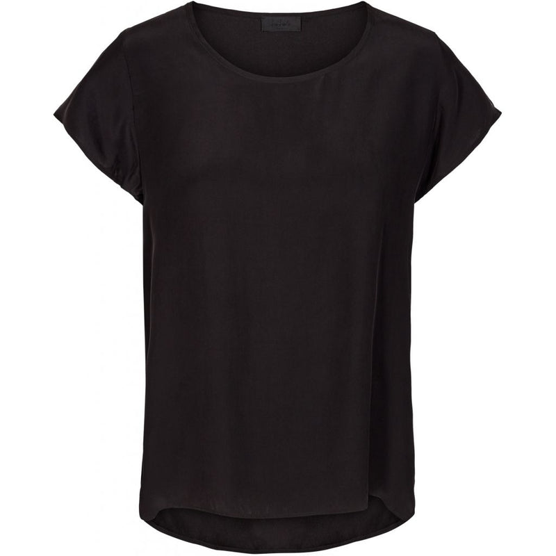 lulu's drawer Sara tee Tops & tees Black