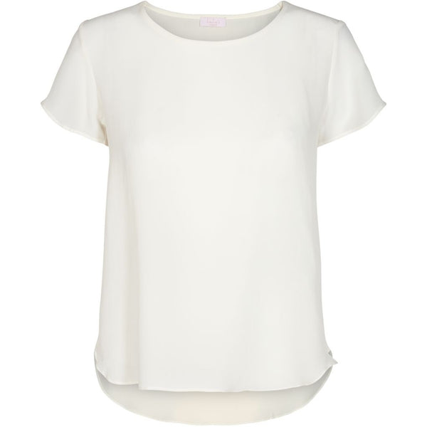 lulu's drawer Sara tee Tops & tees Ivory