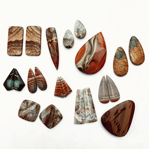 jandiburkettmetalsmith.com cabochon assortment