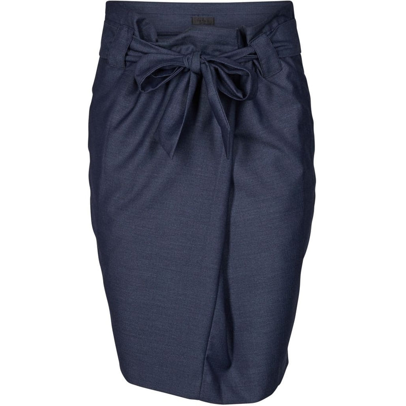 lulu's drawer Amy rock Skirt Navy
