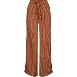 lulu's drawer Lounge Havanna pants Pants Rust stripe