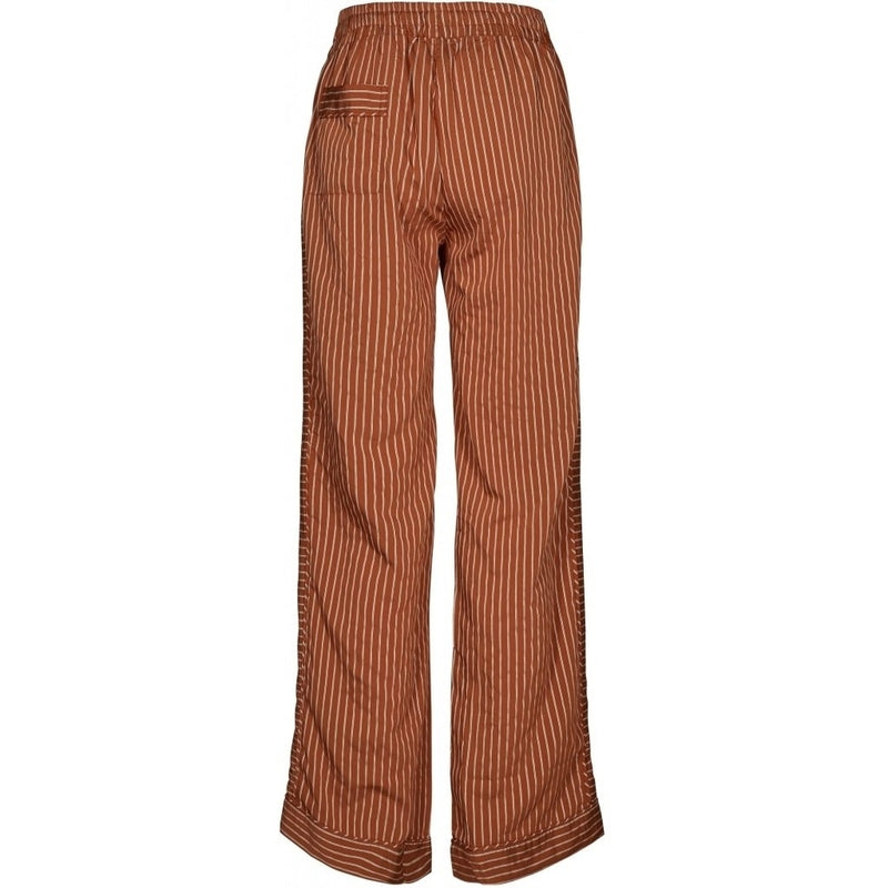 Lulus drawer lounge Havanna pants Pants Rust stripe