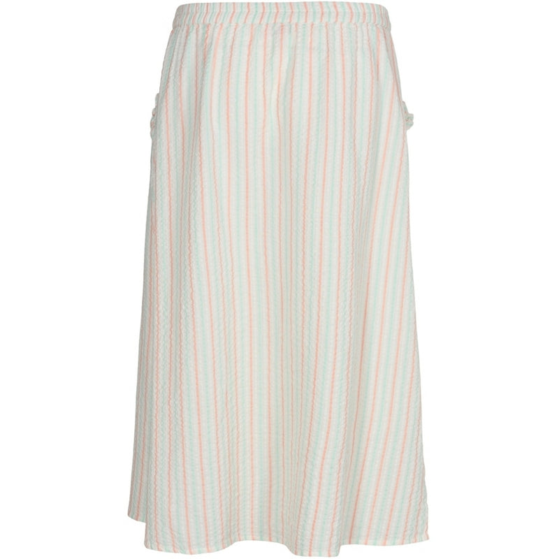 Lulus drawer lounge Ivy skirt Loungewear Multi color stripe