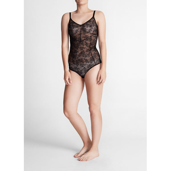 Lulus drawer lounge Lulus Drawer Lily body Bodysuit Black
