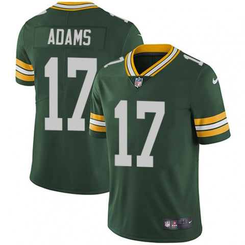 Nike Youth Green Bay Packers Davante Adams Limited Player Jersey Green - Fan Gear Nation