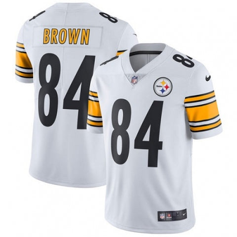Nike Youth Pittsburgh Steelers Antonio Brown Limited Player Jersey White