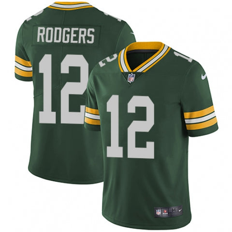 Nike Men's Green Bay Packers Aaron Rodgers Limited Player Jersey Green