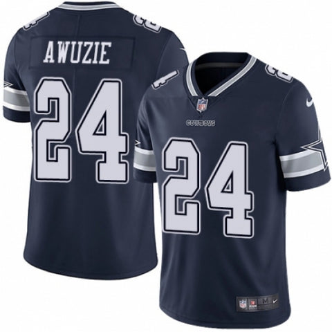 Nike Youth Dallas Cowboys Chidobe Awuzie Limited Player Jersey Navy Blue