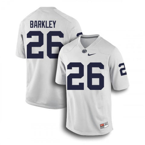 Men's Nike Saquon Barkley Penn State Nittany Lions #26 Game Jersey - Fan Gear Nation