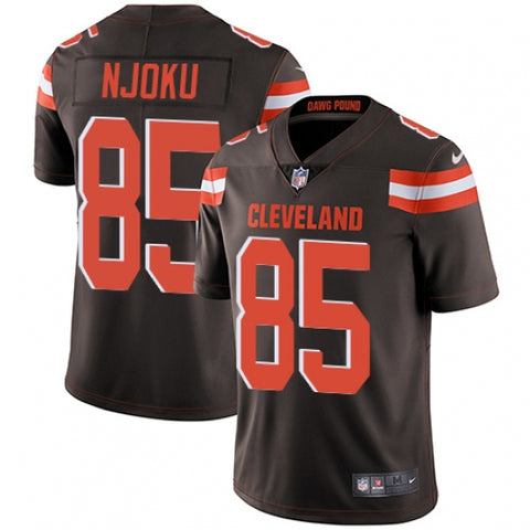 Nike Men's Cleveland Browns David Njoku Limited Player Jersey Brown
