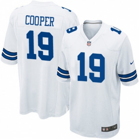 Nike Men's Dallas Cowboys Amari Cooper Game Jersey White