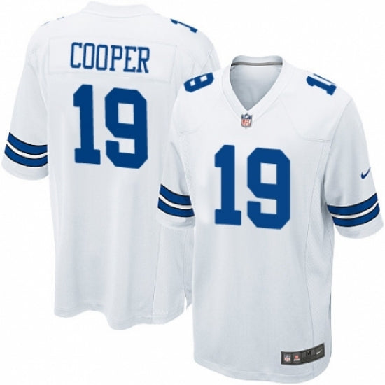 0389d841b36 Nike Men's Dallas Cowboys Amari Cooper Game Jersey White – Fan Gear ...
