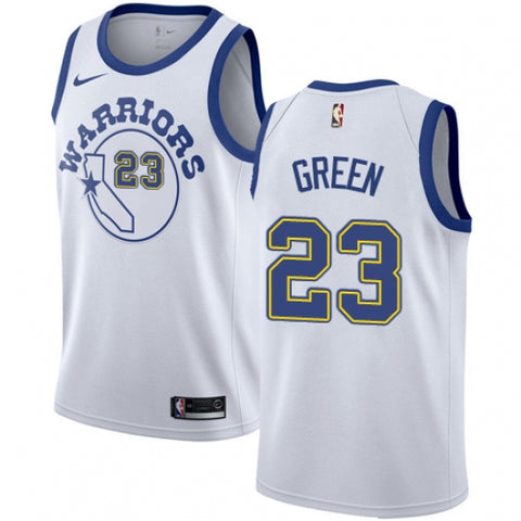 Men's Golden State Warriors Draymond Green Jersey Hardwood White - Fan Gear Nation