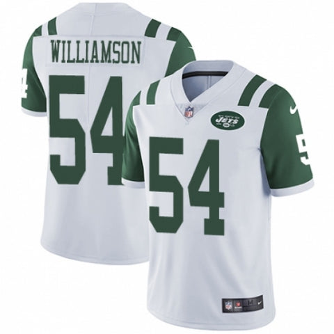 Nike Men's New York Jets Avery Williamson Limited Player Jersey White