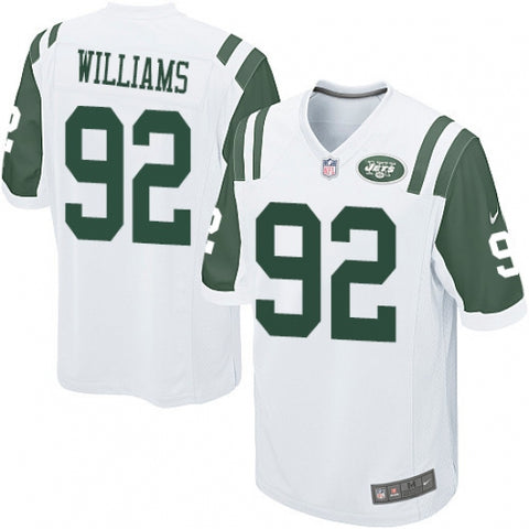 Men's New York Jets Leonard Williams Game Jersey Wjote - Fan Gear Nation