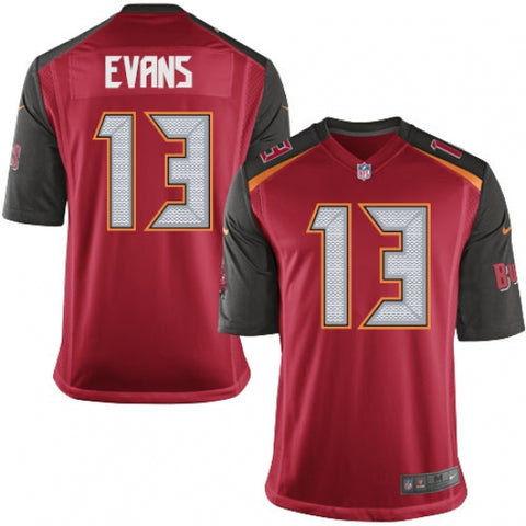 Nike Men's Tampa Bay Buccaneers Mike Evans Game Jersey Red