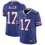 Men's Buffalo Bills Josh Allen Game Vapor Jersey Royal Blue - Fan Gear Nation