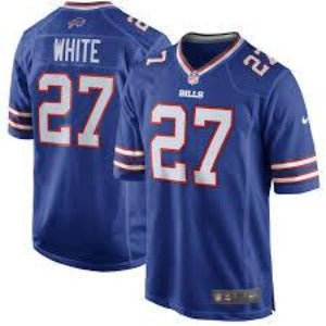 Mens Buffalo Bills Tre'Davious White Game Vapor Jersey Navy - Fan Gear Nation
